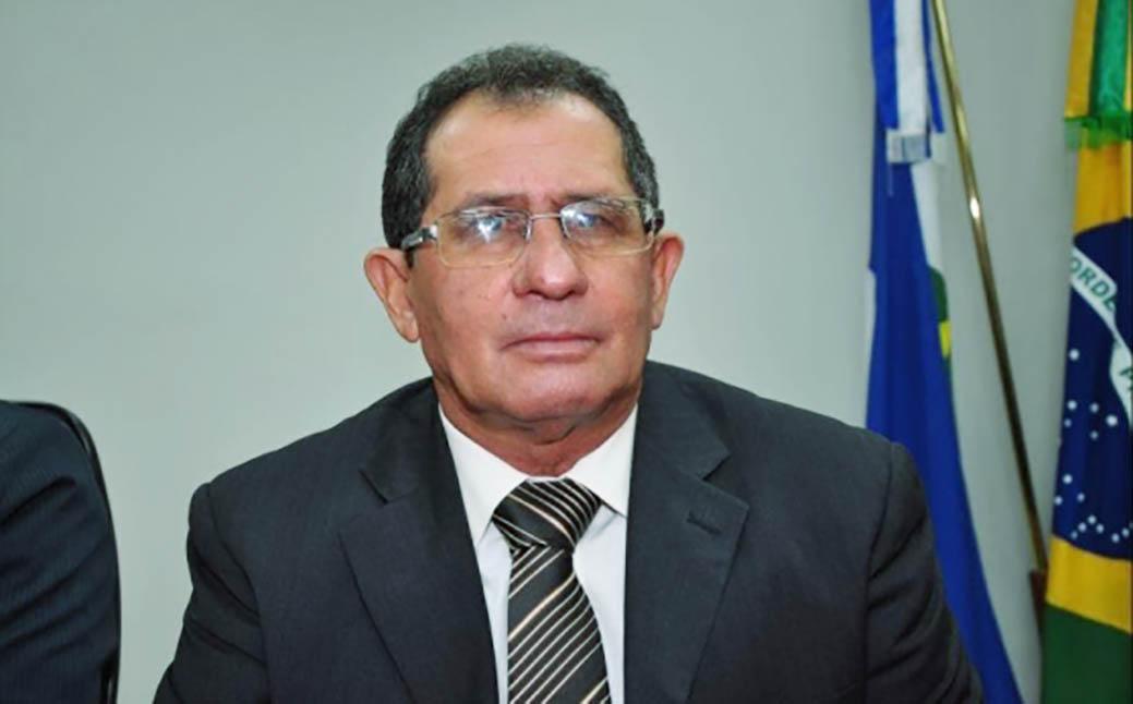 ex-prefeito de nova canaa Vicente Gerotto de Medeiros