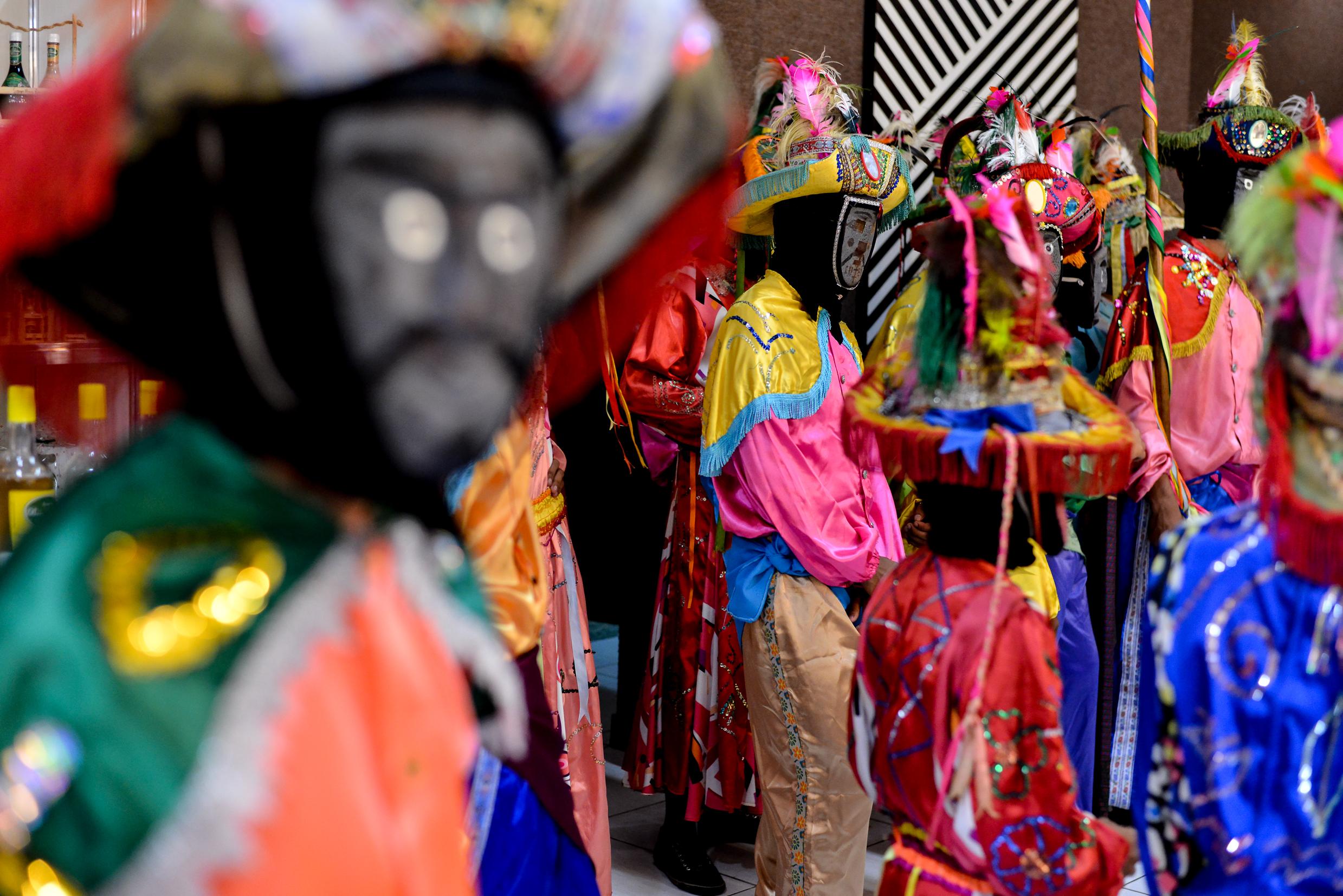 Cultura - Dança dos Mascarados