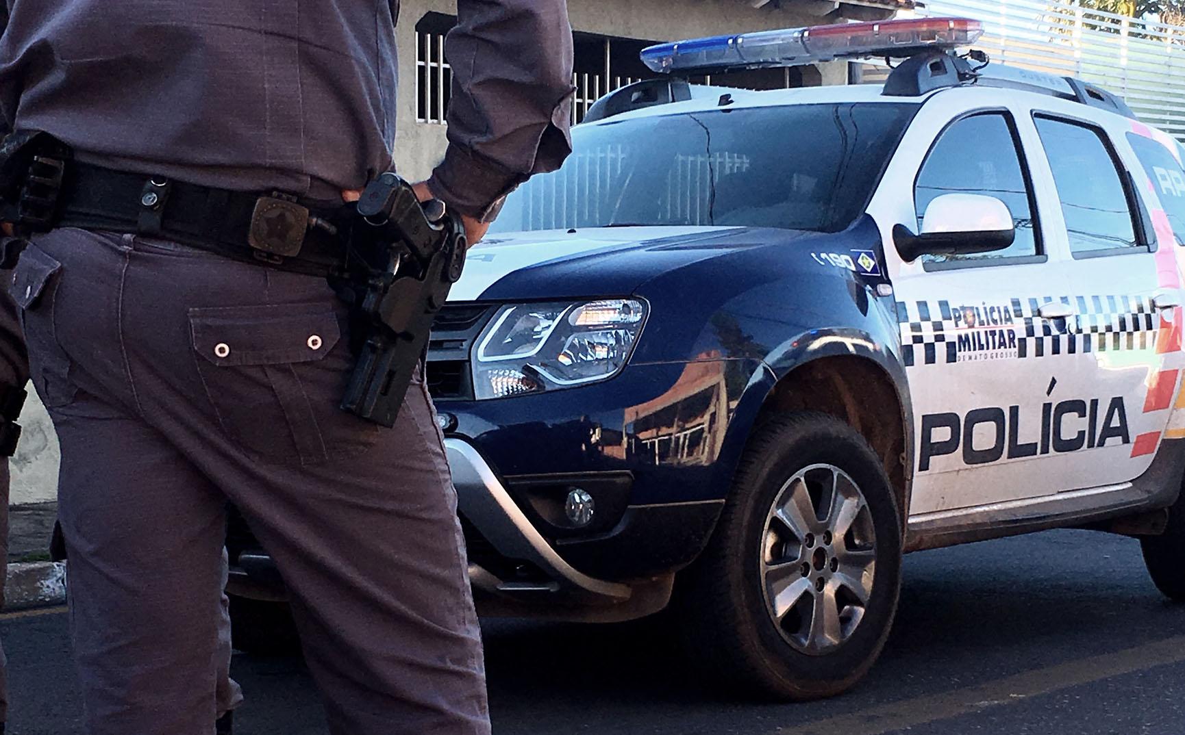 cirene giroflex viatura policial policia Foto Portal Mato Grosso