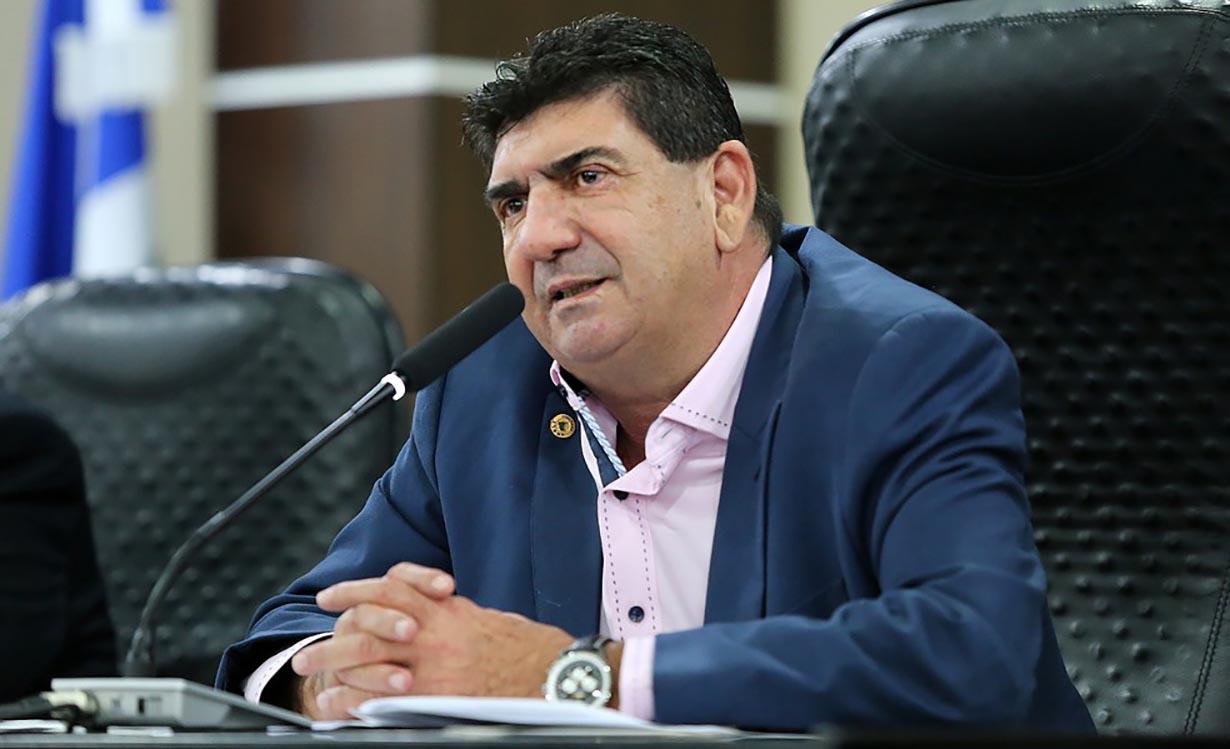 Deputado estadual, Dr Joao de Matos