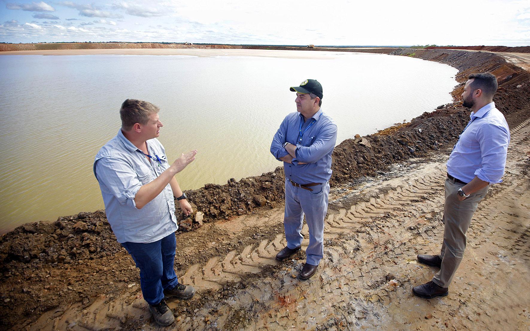 inspecao em barragem conselheiro guilherme maluf