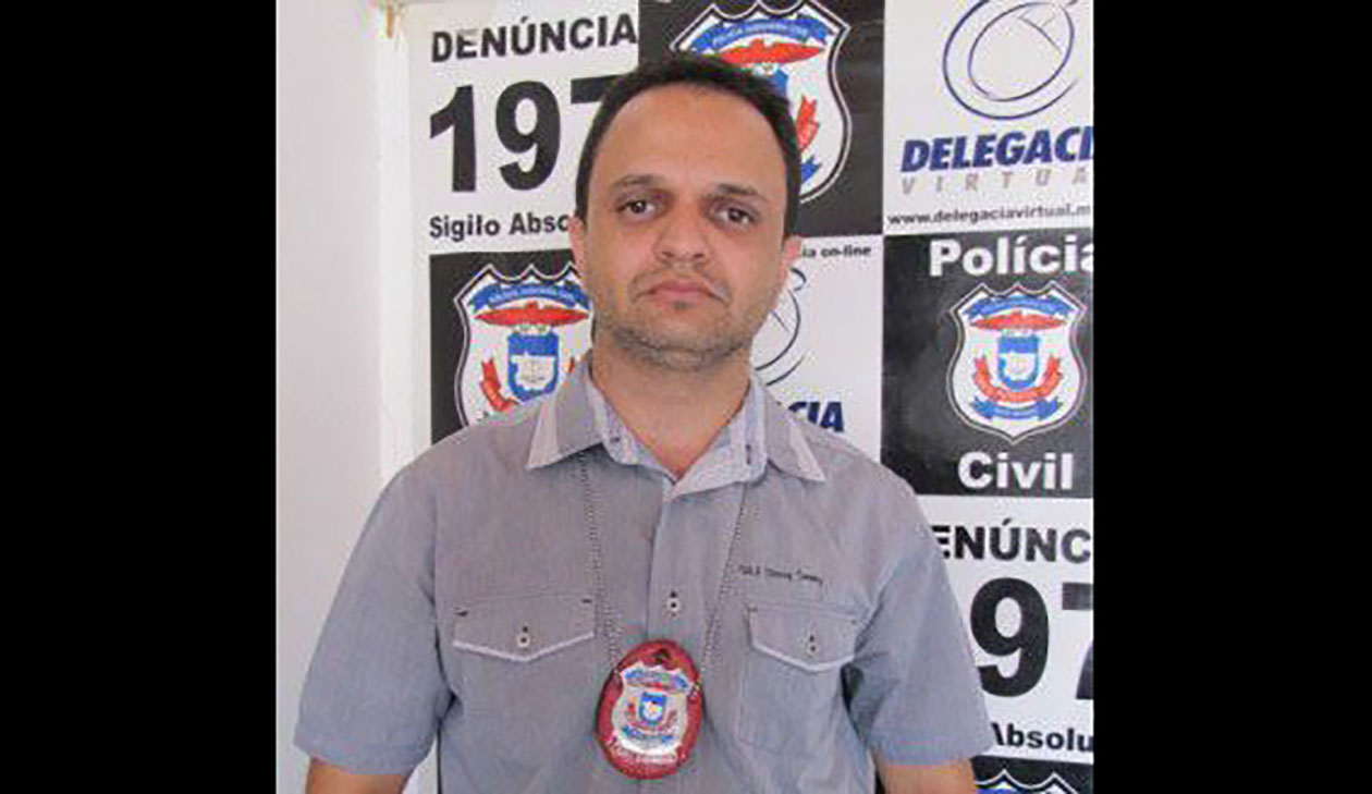 delegado Valmon Pereira
