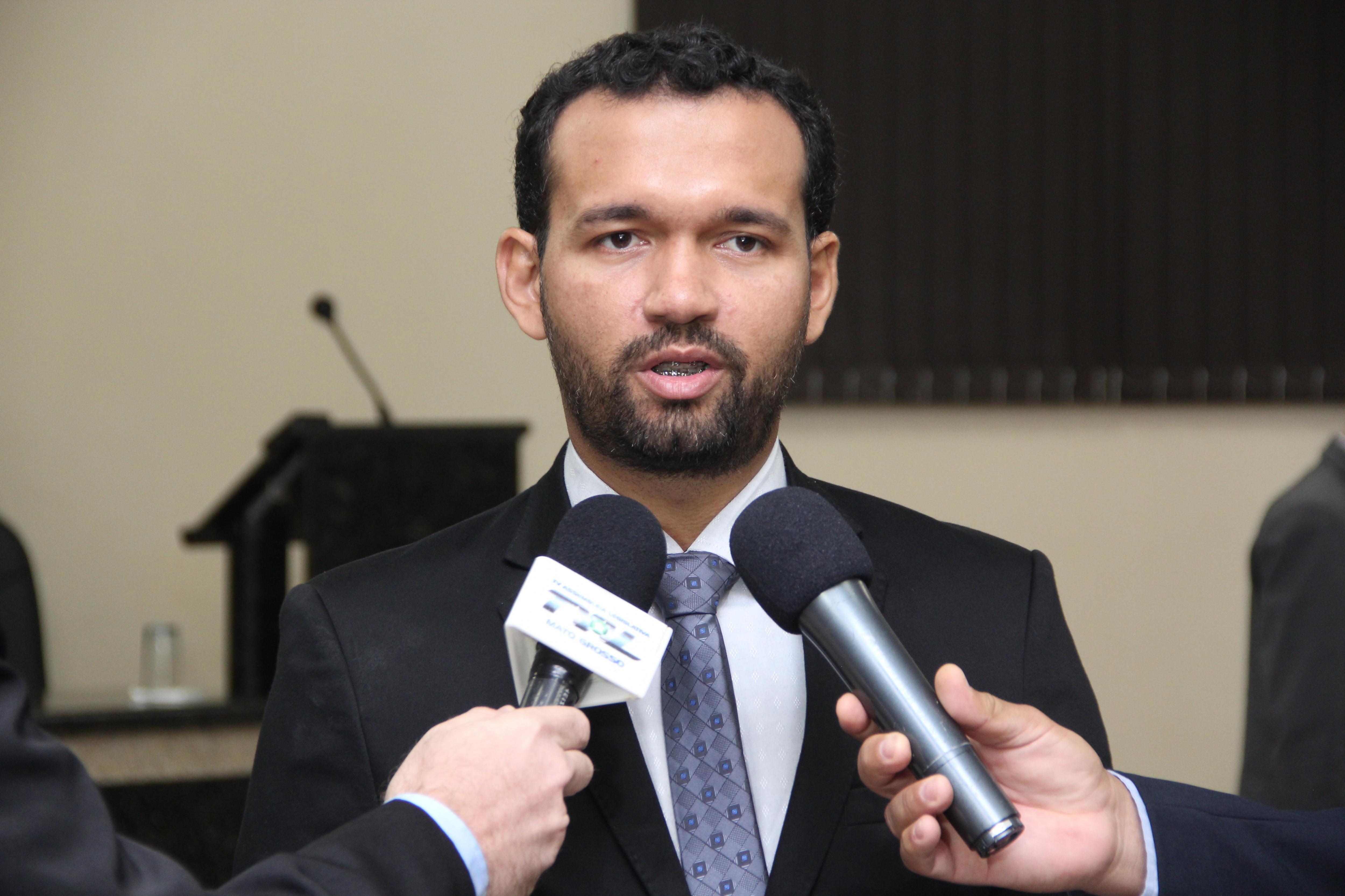 Deputado Estadual Wancley Carvalho