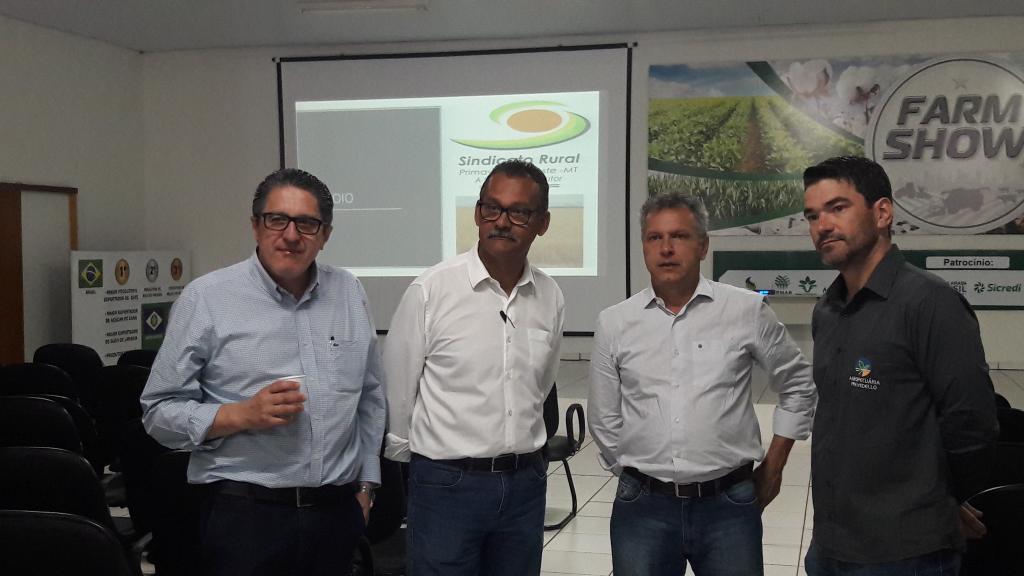 Safra comercial de trigo em Mato Grosso pode começar em Primavera do Leste