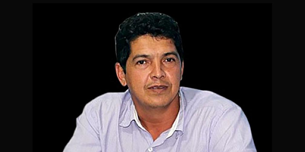 Ronivon Parreira das Neves prefeito de ribeiraozinho