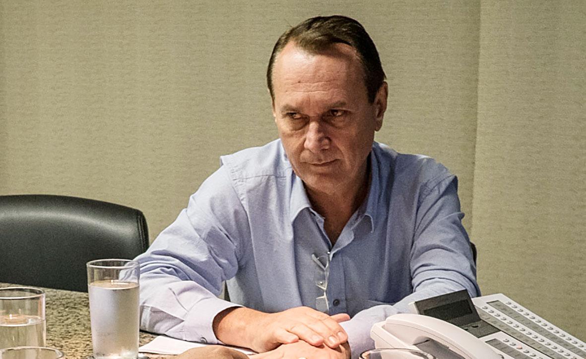 Altamir Kurten prefeito de Claudia