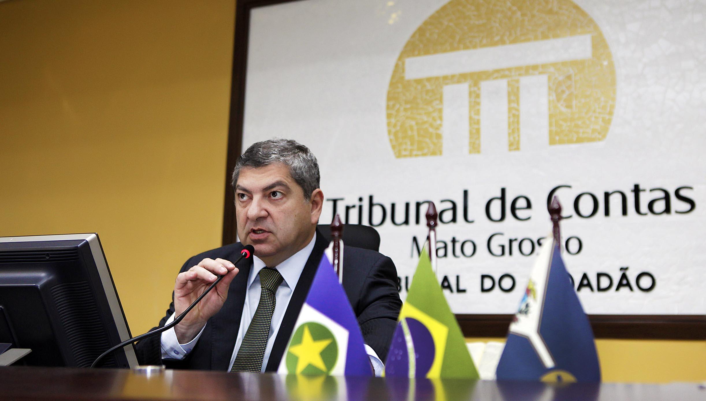 Conselheiro do TCE-MT - Guilherme Antonio Maluf