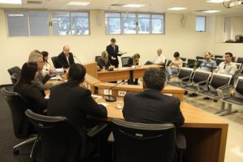 Reunião da Câmara Setorial Temática da Ozonioterapia Angelo Varela-ALMT