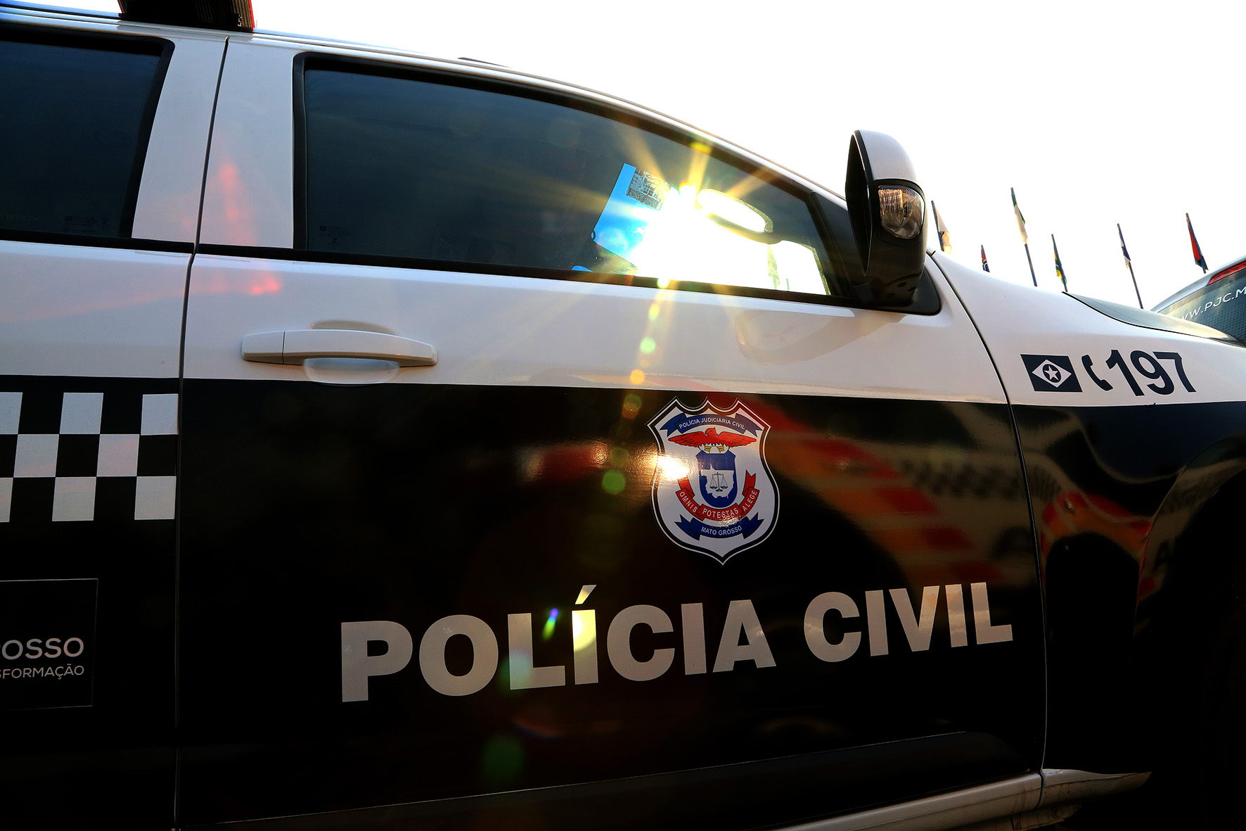 policia civil viatura