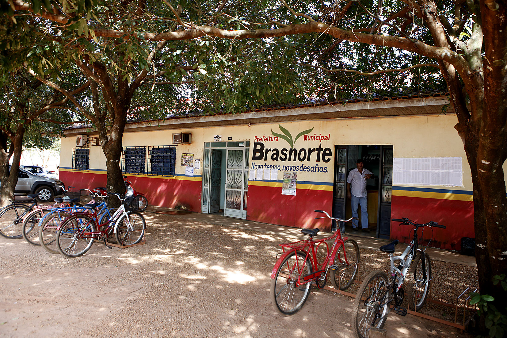 Brasnorte - Prefeitura