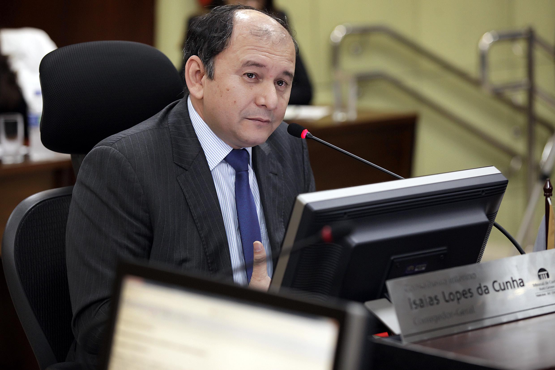Conselheiro Interino Corregedor-Geral - Isaias Lopes da Cunha