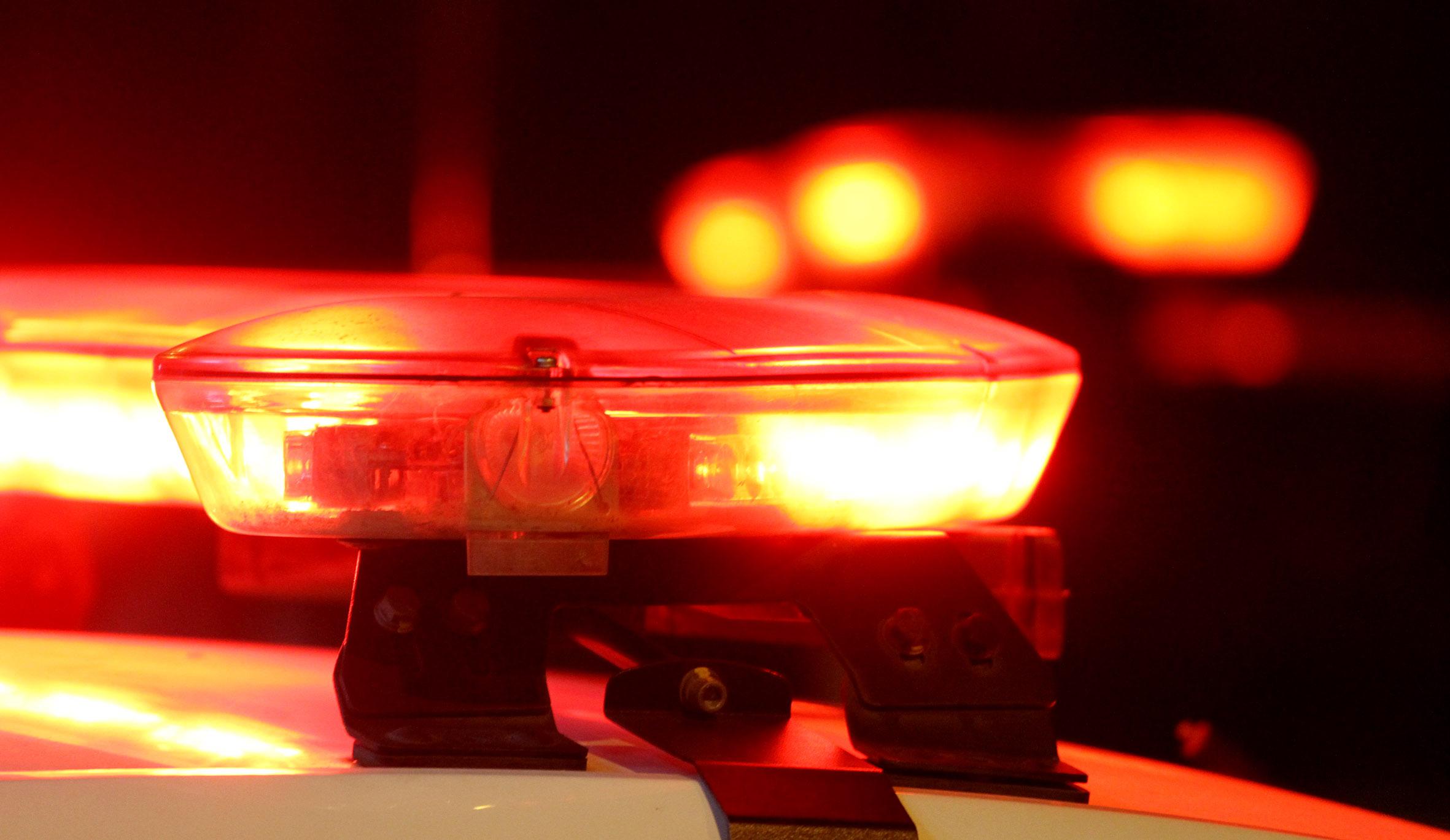 giroflex policia viatura