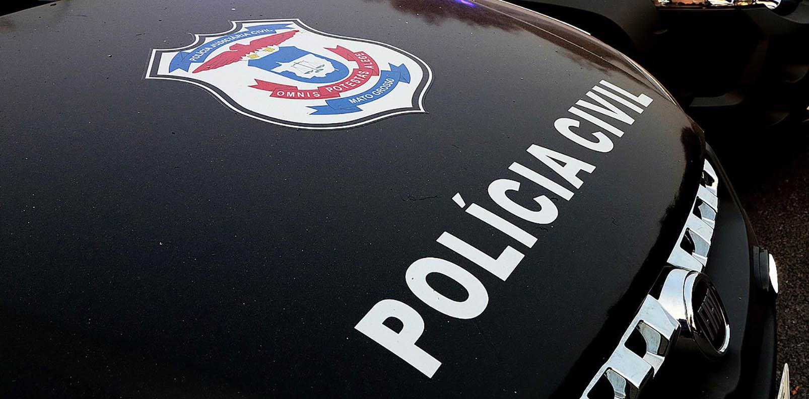 policia civil viatura