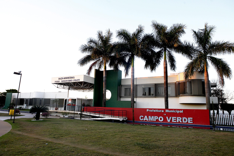 Campo Verde - Prefeitura municipal