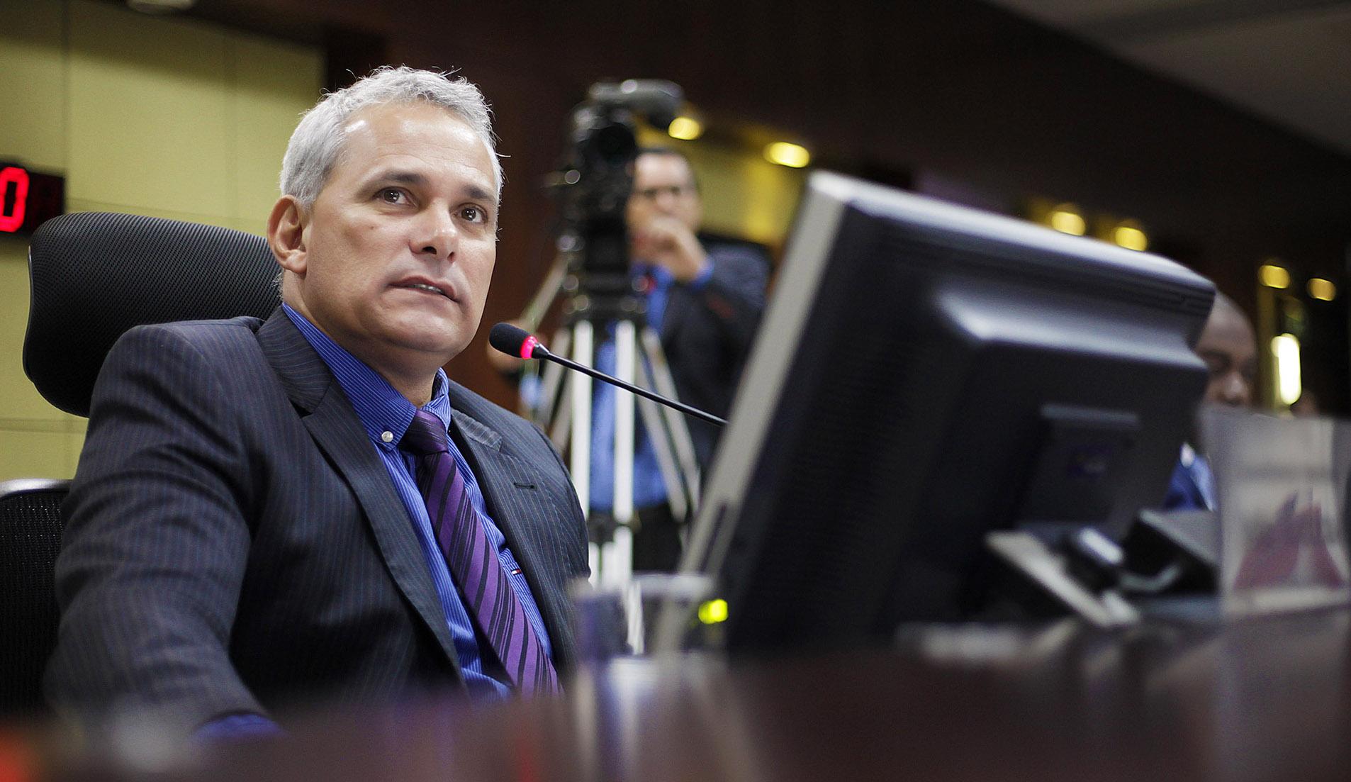 Conselheiro interino do TCE-MT - Joao Batista Camargo