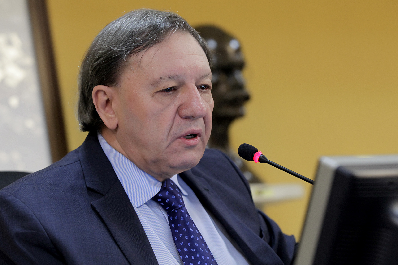 Corregedor-Geral do TCE-MT - Conseheiro Jose Carlos Novelli