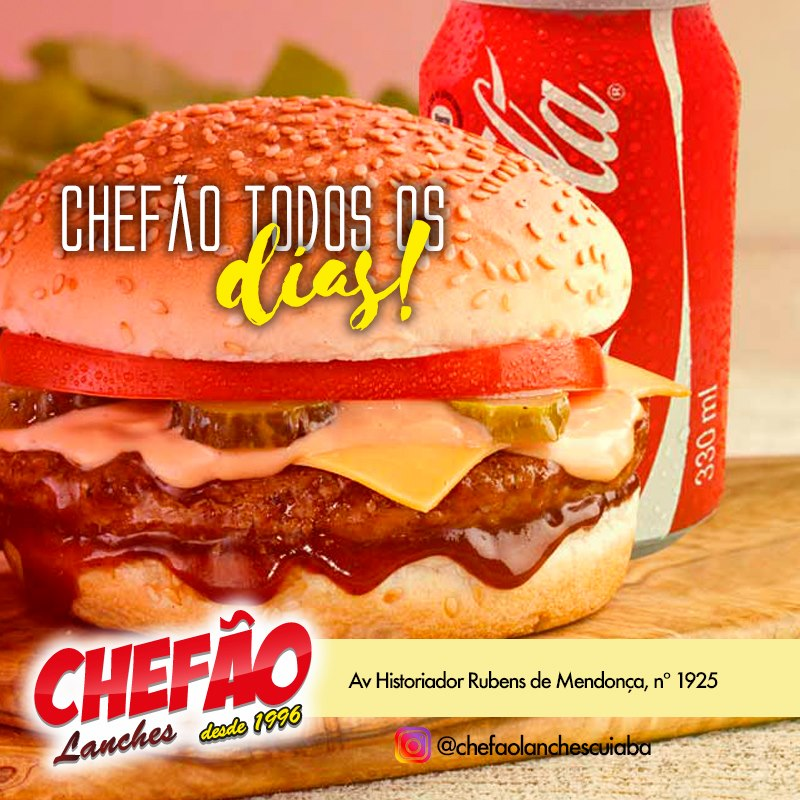 chefao lanches