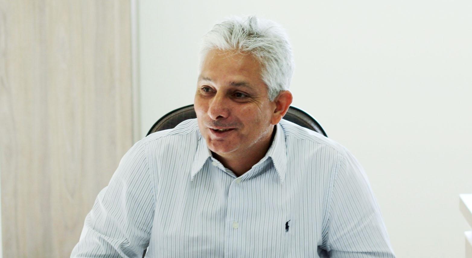 Voney Rodrigues Goulart prefeito de gaucha do norte