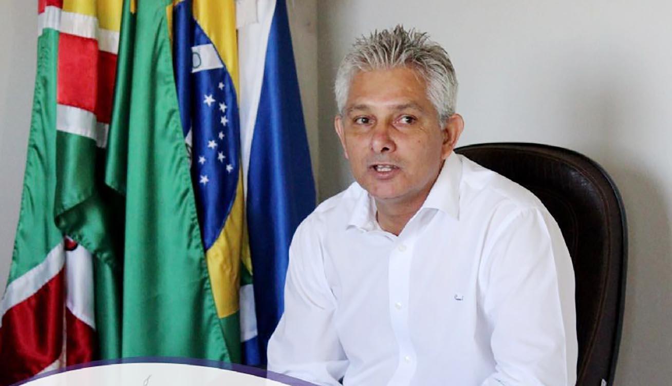 Prefeito de Gaucha do Norte Voney Rodrigues Goulart