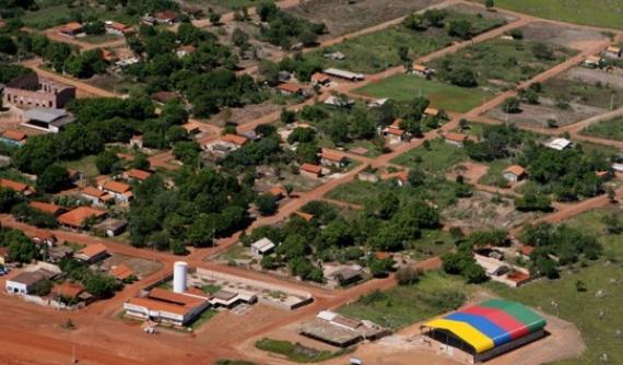 Nova Nazaré Mato Grosso fonte: portalmatogrosso.com.br