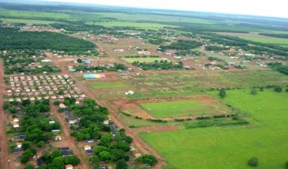 Santa Cruz do Xingu Mato Grosso fonte: portalmatogrosso.com.br