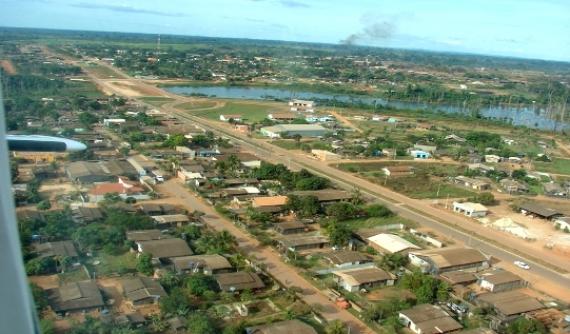 Juruena Mato Grosso fonte: portalmatogrosso.com.br